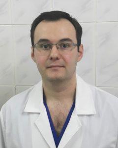 Врач уролог, андролог Долбышев Вадим Валентинович